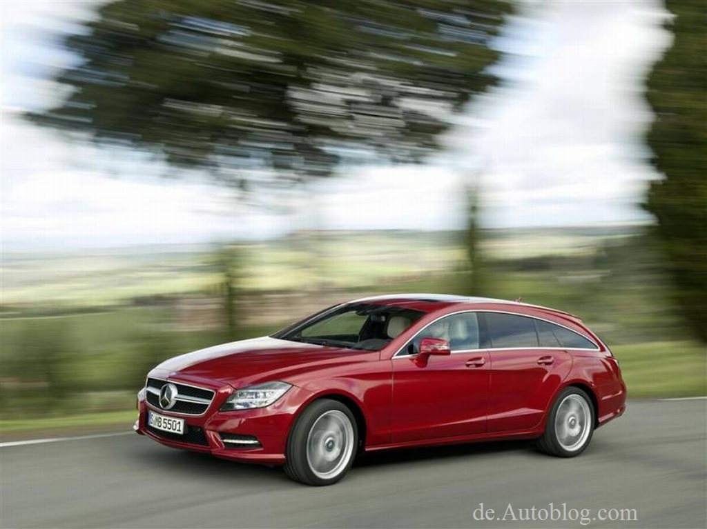 Shooting brake, schooting break, festival of speed, Goodwood, Mercedes-Benz, CLS, CLS Shooting Brake, Premiere, Debüt, Mercedes CLS Shooting brake