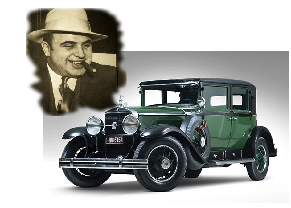 RM Auction, Cadillac, Vip, Gangsta, Gangster, Gangster Karre, Al Capone, Auktion, auction, versteigerung, verbrecher, gangsta style,  