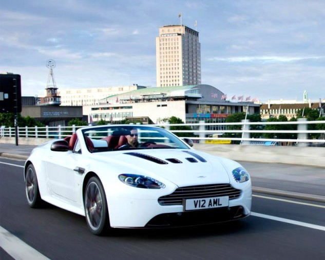 Aston Martin, Aston Martin Vantage, Aston Martin V12 Vantage Roadster, V12, Vantage, Roadster, premiere,