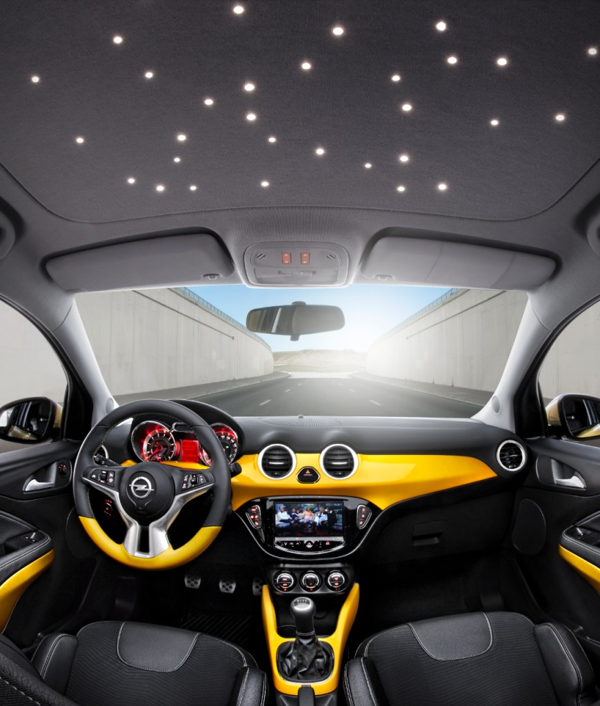 offiziell opel adam 2013 autoblog deutschland. Black Bedroom Furniture Sets. Home Design Ideas