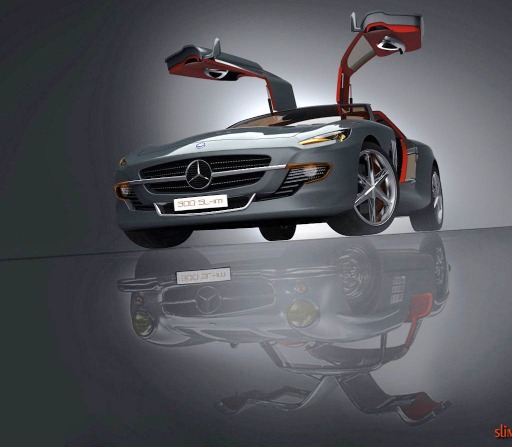 Mercedes-Benz, W198, SL, SL 300, 300 SL, Mercedes 300 SL, Gullwing, Design, SLS, SLS AMG, Coup, Roadster, 