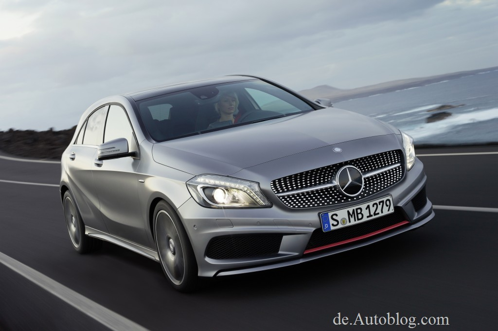A-Klasse, Ausstattung, Benziner, featured, Mercedes A-Klasse, Mercedes-Benz, neue A-Klasse, Test, Auto bild, leserwahl,  Preise, Preisliste, Verkaufsfreigabe, W176