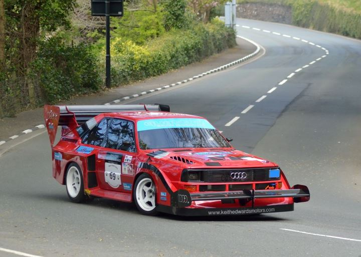 audi, Quattro sport, KEM, Isle of man,  bergrennen, hill climb, featured, pikes peak, PikesPeak, s1 sport quattro, quattro, UrQuattro, video, walter röhrl, WalterRöhrl