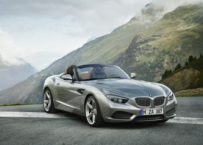 Bilder, BMW Z4, BMW Zagatao Roadster, Condcept, BmwZ4, Concours d'Elegance 2012,  Pebble Beach, 2012, Zagato, Z4,  Design,  Zagato Roadster, fotos, photos, pics, 
