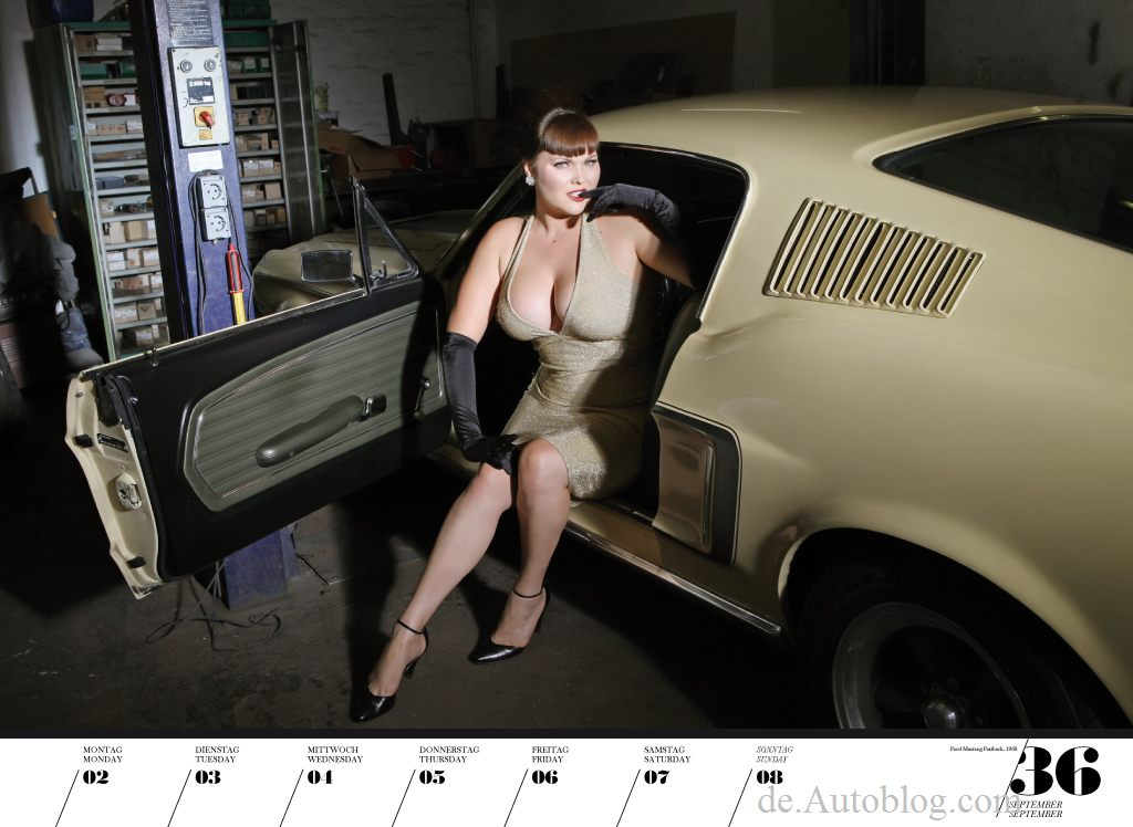 Autokalender, Autoklassiker, US,Cars, US Car Klassiker, , cars girls, CarsGirls, Chrom Erotik, ChromErotik, featured, girls and legendary Cars 2013,, High Heels, Nylon, Oldtimer, sexy, Strapsen, Strmpfe, Us Cars, UsCars, Gina Lisa Lohfink