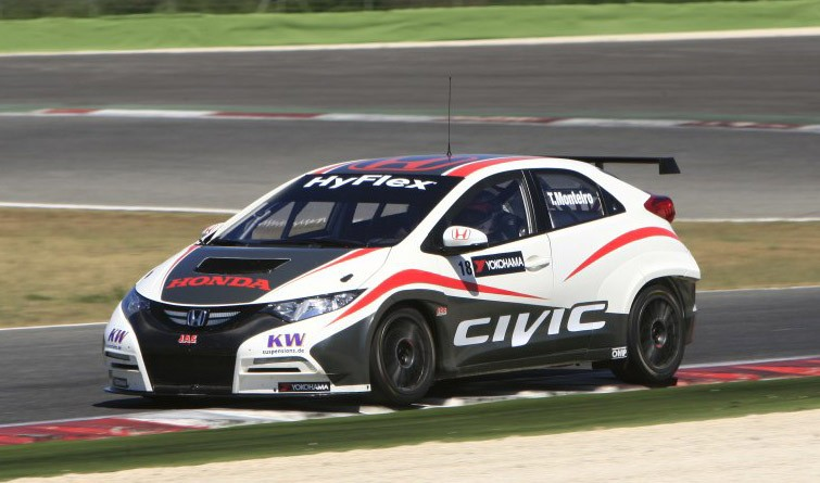 WTCC, Honda, Civic, Civic WTcc, Honda Civic WTCC, 2012, 2013, Gabriele Tarquini, Mugen, Monteiro,  FIA Tourenwagen-WM, Fia