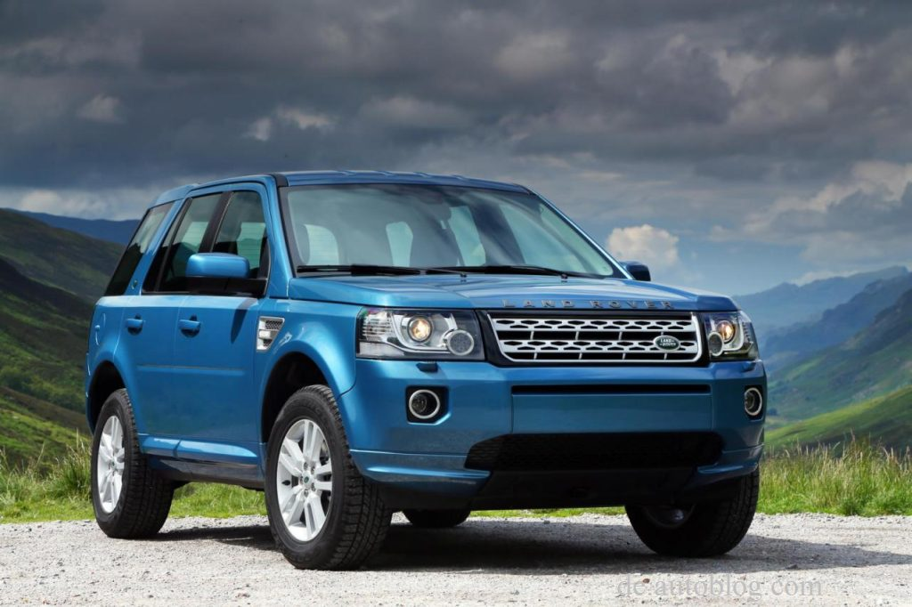 Landrover, Freelander, Freelander 2, der neue Landrover freelander 2, der neue Freelander 2, Freelander 2 2013, Mopf, Modellpflege, facelift, fotos, pics. bilder, 