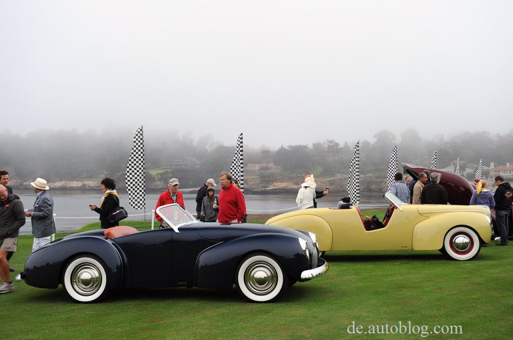 pebble beach concours d'elegance, mercedes-benz 680s saoutchik torpedo, best of show, klassiker, mercedes-benz classics, autoklassiker, motor classik, video, photos, fotos, pics, bilder, pebble beach 2012