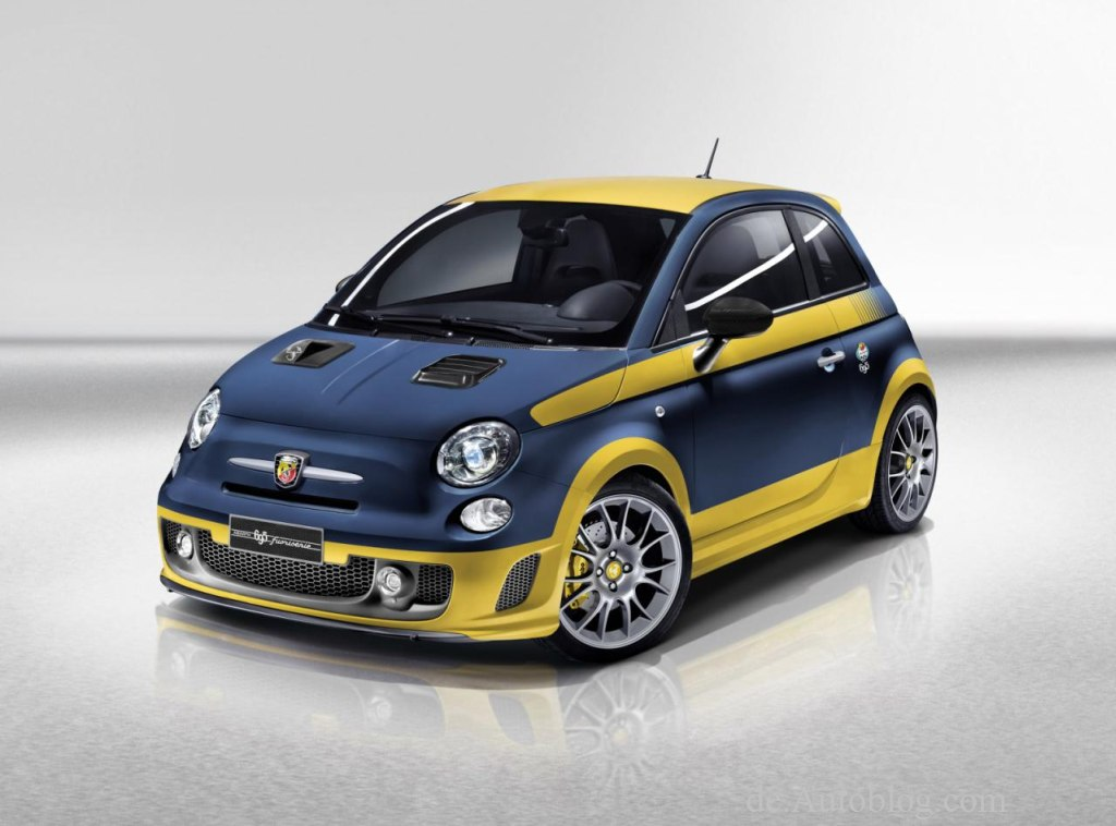 Auto Salon Paris, Fiat, Fiat Abarth, Fiat 500, Fiat Abarth 695, Fuori, Fuori Series, Tuner, Tuning, 2012, 2013