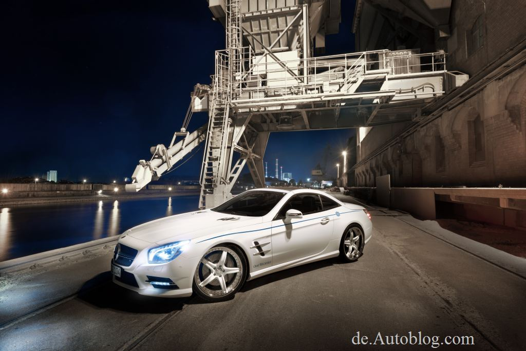 Graf Weckerle, Auto Manufaktur, Tuner, Tuning, Veredelung, Luxus, Mercedes-Benz, SL, Collection Sport,  Blanc de Blancs, Comte Noir,  breaking, SL, SL 63, AMG,