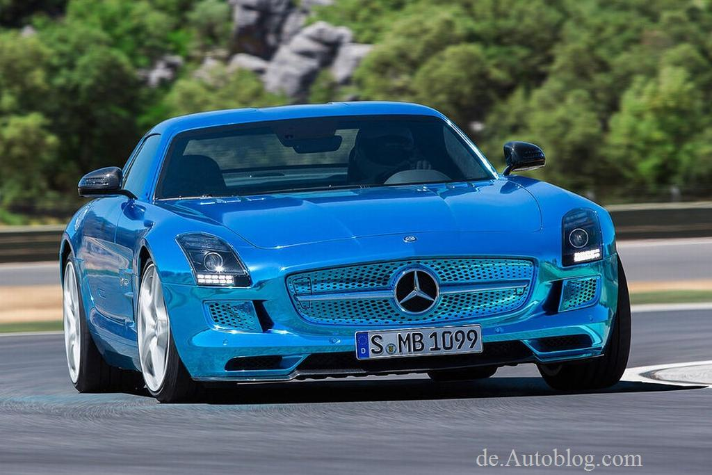 Mercedes-Benz SLS AMG, Mercedes SLS AMG electric drive, Supersportwagen, Soundmodul, E-Cell, Paris Auto Salon, 2012, Mercedes SLS AMG Electric drive 2013, Preis