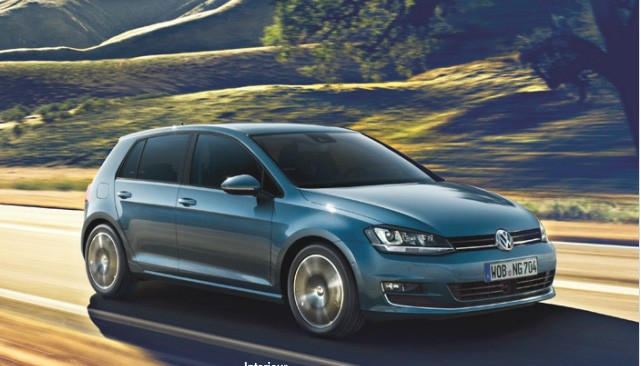 VW Golf VII, der neue VW Golf, Car ad, promo, Autowerbung, Golf VII, Werbekampagne, one thing, der neue VW Golf VII, Volkswagen, Golf, 