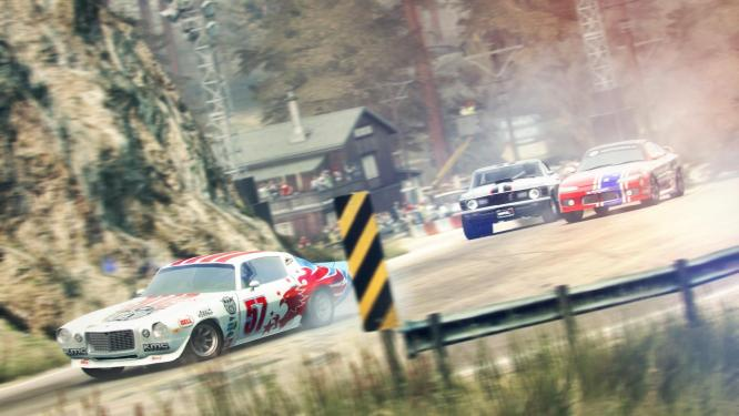 codemasters, driving game, grid, grid 2, racing game, video, video games