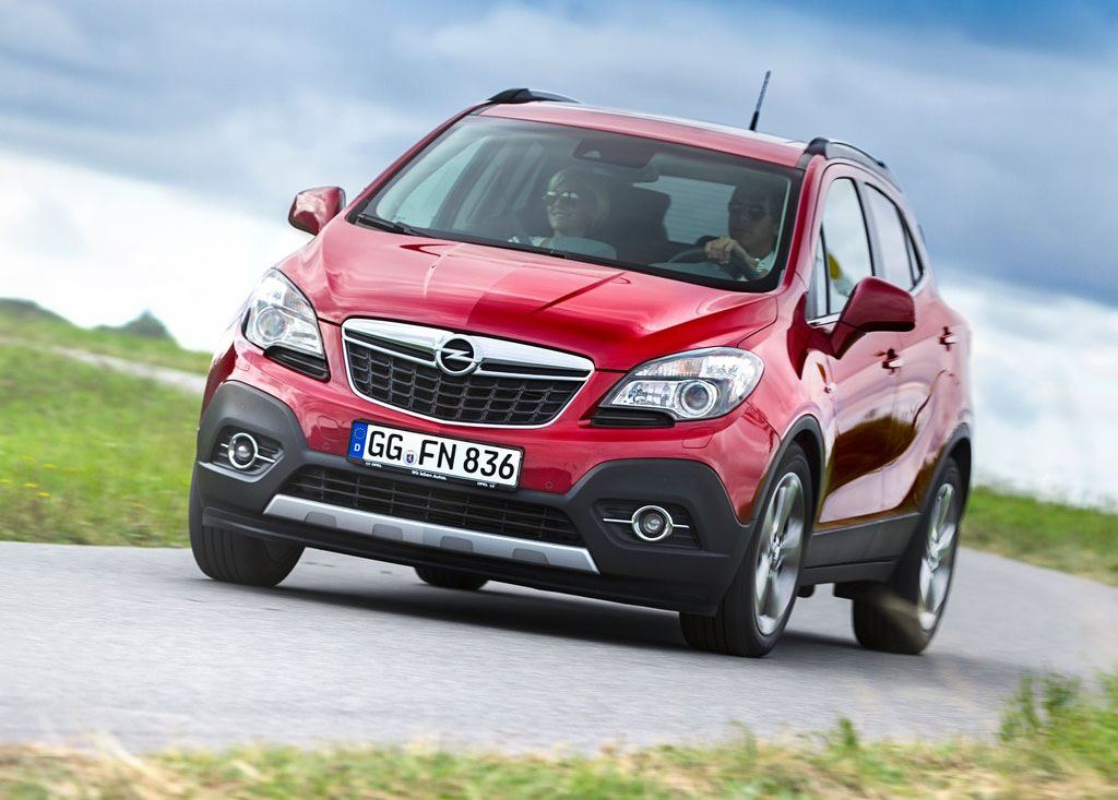 Opel Mokka, Preis, Fotos, Ausstattung, Bilder, Motoren, Mokka, SUV, Markteinfhrung, Marktstart, interieur, innenraum