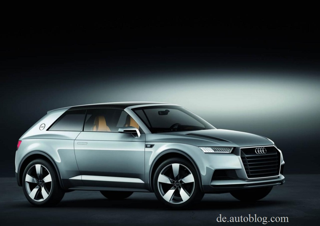 Audi, Audi Q2, 1 Liter Auto, A1, VW XL1, spritsparen, hybrif, kraftstsoff, 1 Liter verbrauch, Audi Crosslane, Crosslane, Durheimer, niedriger Verbrauch