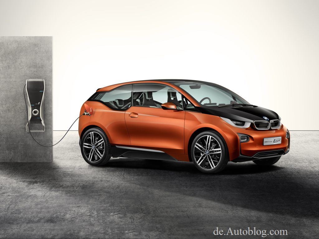 BMW, BMW i, i3, BMW i3 Concept Coup, LA Auto Show, 2012, 2013, Premiere, Debt, 