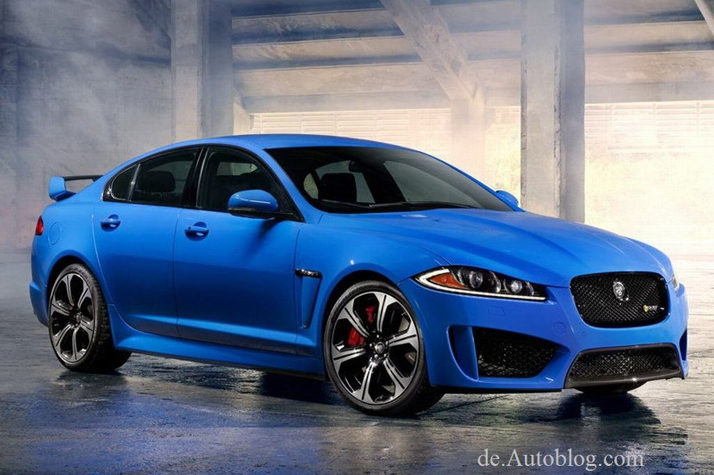 LA Auto show, Premiere, debt, Jaguar, Jaguar XFR-S, debut, Debt, Fotos, photos, bilder, der neue Jaguar XFR-S