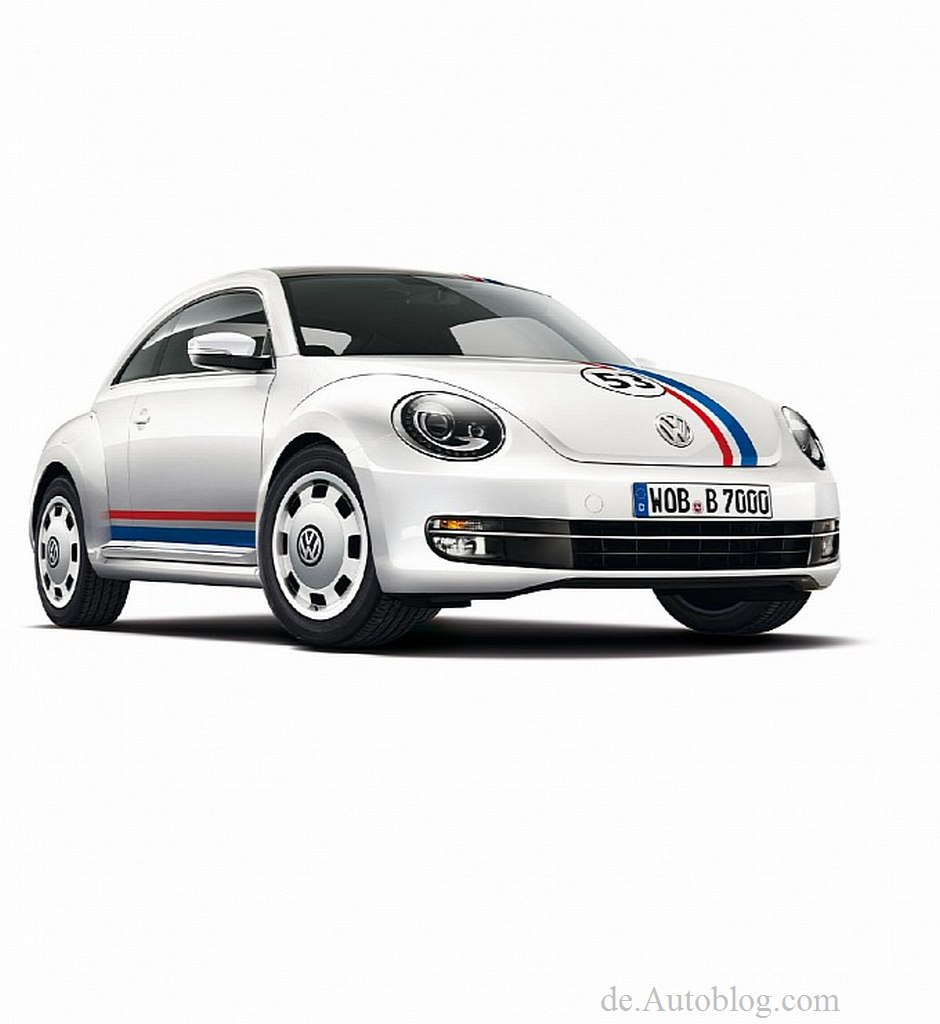 Herbie, VW Käfer, ein toller Käfer, fully loaded, walt disney, VW Beetle, Herbie Edition, Herbie sondermodell, 52, Lindsay Lohan, Herbie Edition