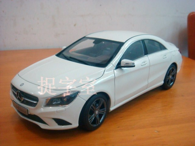 Mercedes-Benz 1:18; die cast, modellauto, Mercedes-Benz CLA, CLA, Mercedes CLA, Detroit auto show, Premiere, durchgesickert, CLA class, CLA Klasse