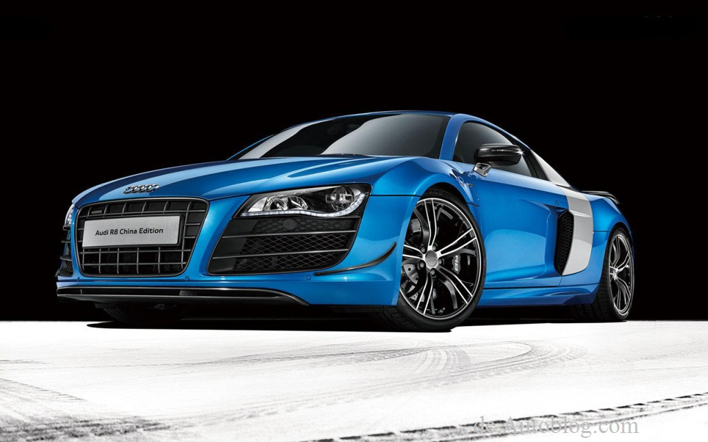 Audi R8, V10, Hai, Haifisch haut, shark skin, Audi R8 china edition, China edition, sondermodell, sonderedition, breaking
