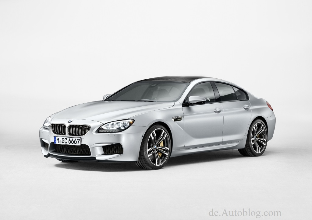 BMW, M6 Grand Coupé, NAIAS, BMW M6 Grand Coupé, premiere, Bilder, fotos, Preis, Ausstattung,