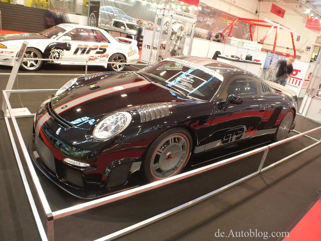 Porsche, Tuner, Tuning, Essen Motor Show, 9ff, Tuner, Tuning, GT9, GT9 Vmax, 9ff GT9 Vmax, der schnellste Porsche der Welt EMS, 2012, supersportwagen 