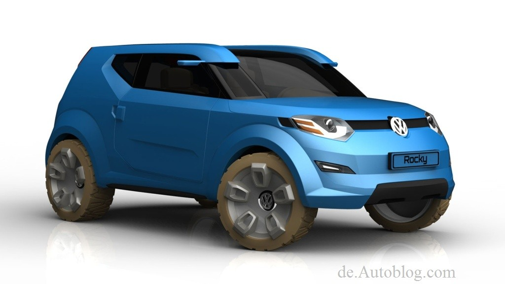 VW, Taigun, Up!, Rocky, SUV, concept, Volkswagen,  design, VW von morgen