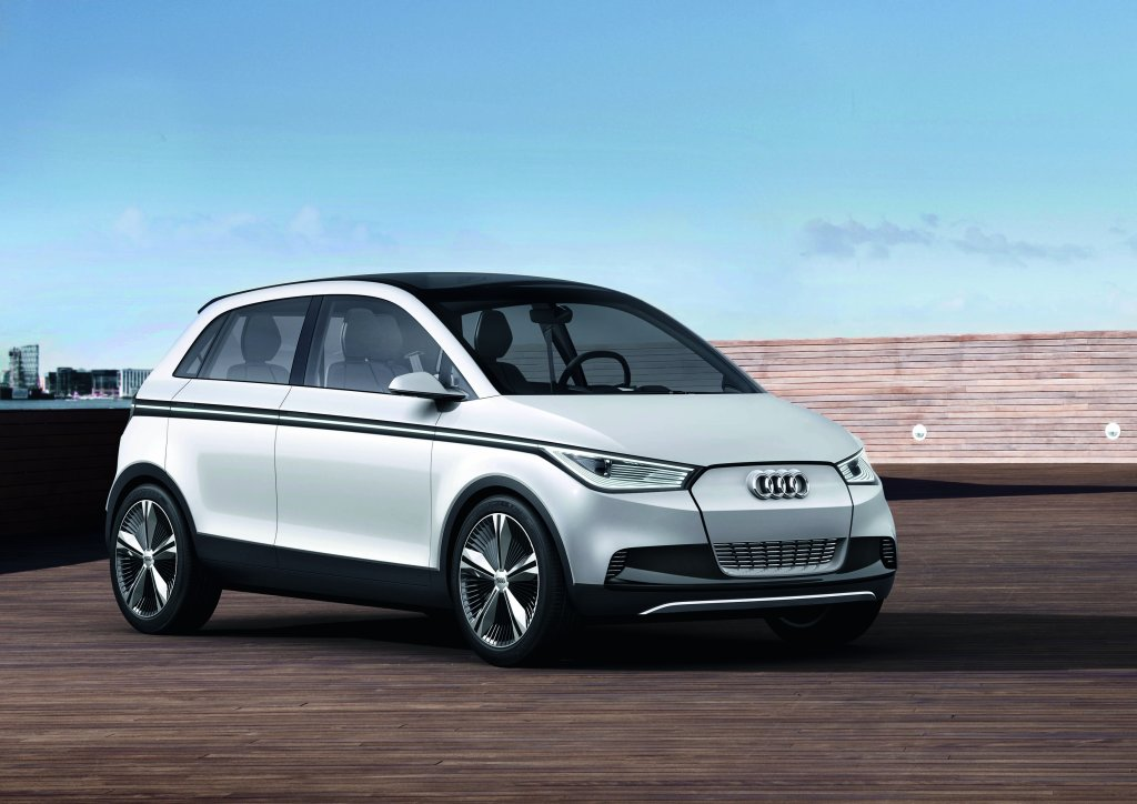 2011, 2016, auen, Audi, Audi A2, Audi A2 Concept, AudiA2, AudiA2Concept, Bilder, breaking, Daten, Exterieur, Fotos, Frankfurt Auto show,IAA, Stopp, E-Auto, 