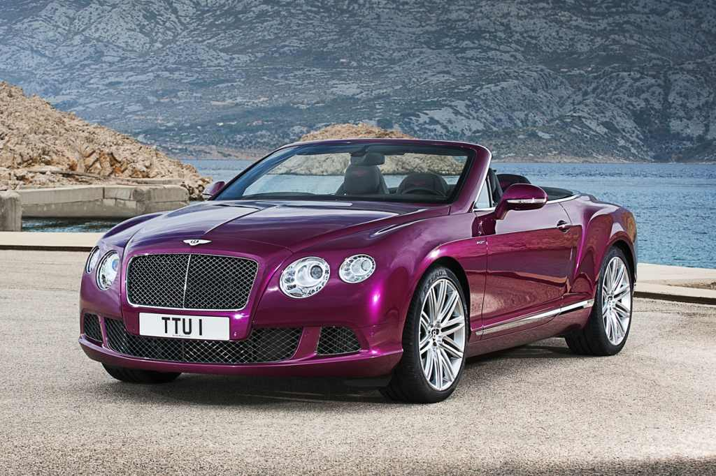 Bentley Continental GT Speed, Cabriolet, Convertible,  Premiere, debüt, Bentley Continental GT Speed Cabriolet, PS, sportwagen Bilder, pics, fotos