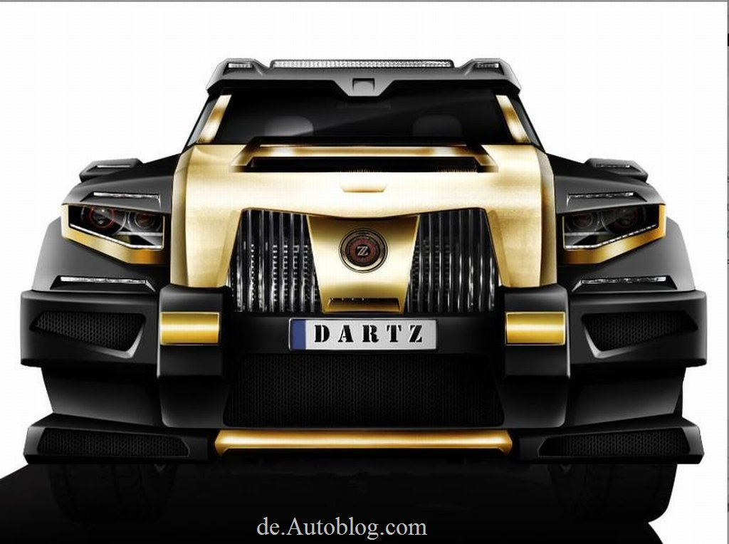 Dartz, Black snake, suv, Mercedes GL63 AMG, china, suv, nobel, tuner, tuning, luxus bilder, Promborn,