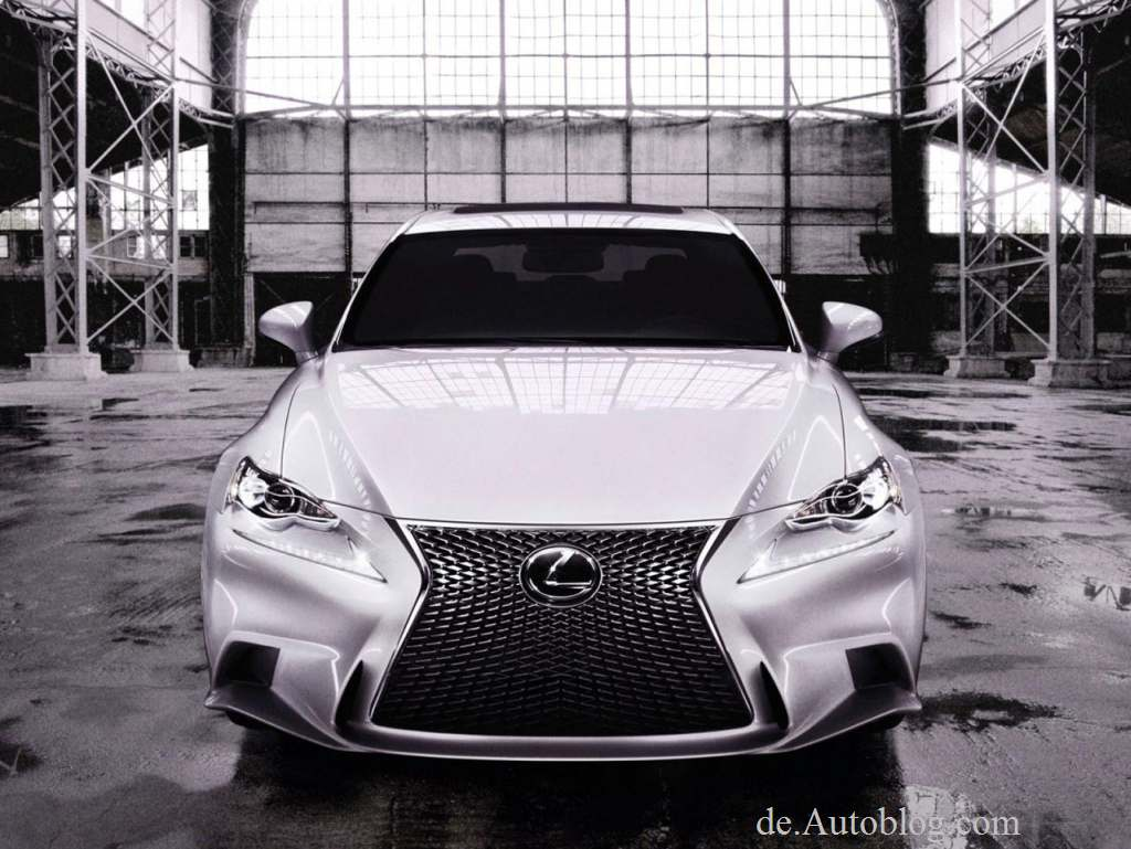 Detroit, NAIAS, 2013, Lexus, lexus IS, Lexus IS F Sport, Premiere, Debüt, Toyota, Bilder, pics, fotos, Lexus is 2014