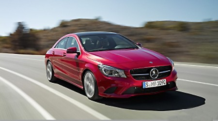 Mercedes-Benz, CLA, Auto Bild, Design Award, das schnste Auto Deutschlands, das schnste Auto, das beste Auto  nste  