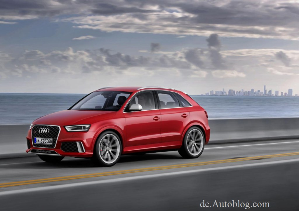 Audi, Genf, Geneva, unveiled, debt, premiere, audi, Audi RS Q3, RS Q3, der neue Audi RS Q3, fotos, preis, ausstattung, Audi RS Q3