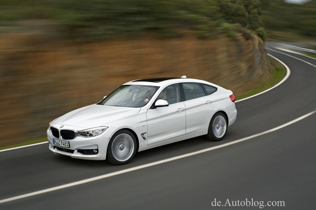 BMW, BMW 3er GT, BMW 3er Gran Turismo, 3-Series, Premiere, Bilder, Photos, fotos, Ausstattung, Genf, Auto salon Genf, der neue BMW 3er GT, der neue BMW 3er Gan Turismo