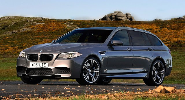 BMW M5, F10, fnfte Generation. M5, E61, M5 Kombi, BMW M5 Touring, BMW M5 2014, BMW von morgen