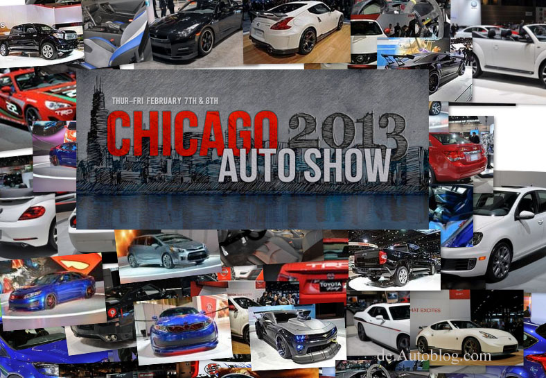 CAS, Chicago, Auto Show, 2013, CAS, 105th, Automesse, Motor show, auto show, gallery, gallerie, bilder, fotos, photos, bilder, Highlights  