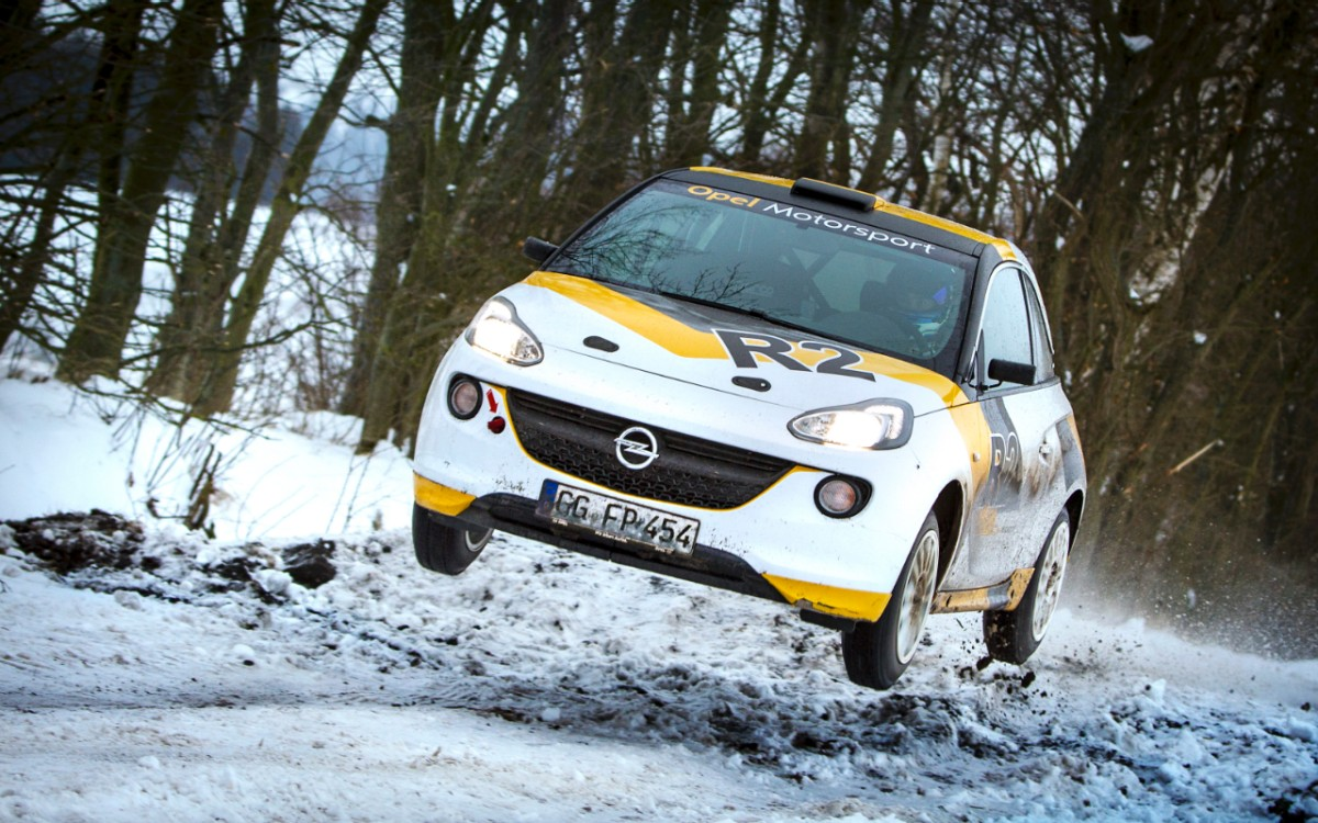 Opel Adam, Opel Adam Rallye R2,  Opel Adam R2, Kundensport, Premiere, Debt, Auto salon Genf, Geneva, 2013, Opel, Motorsport, Rallye