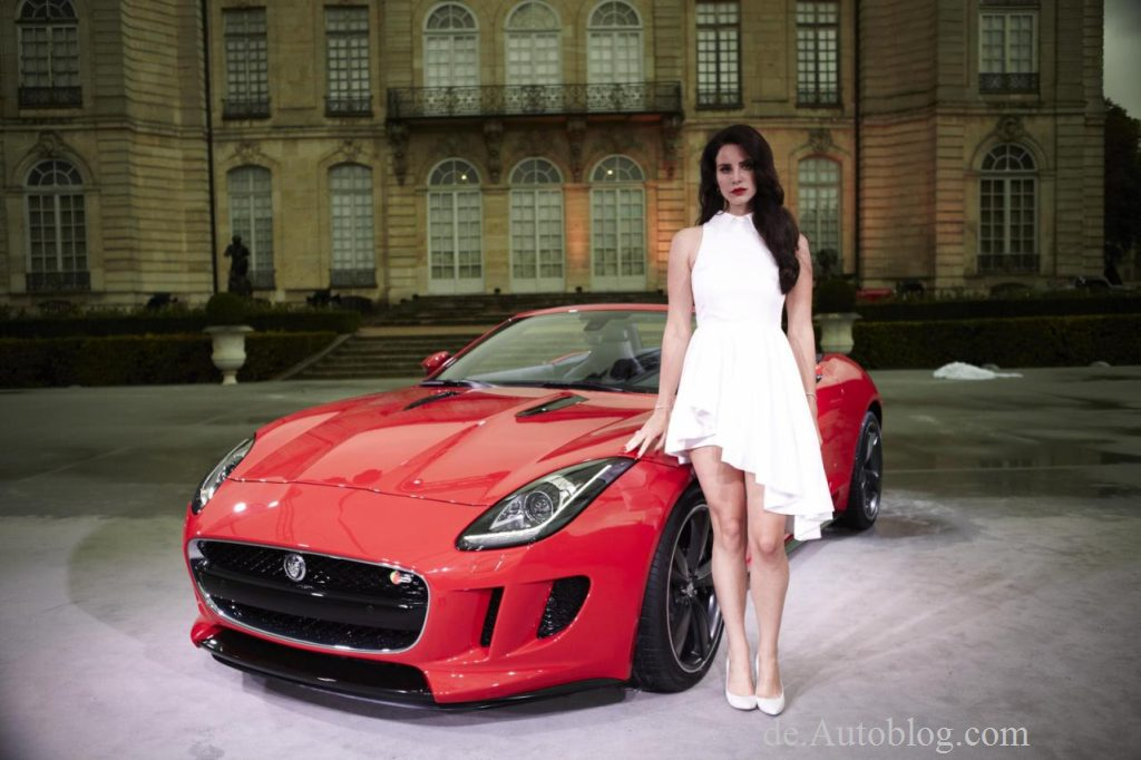 Jaguar, F-Type, Burning Desire, Music, Musik Video, Music video, video, del Rey, Lana del Rey, promi, VIP, Pop Star, Celebrity