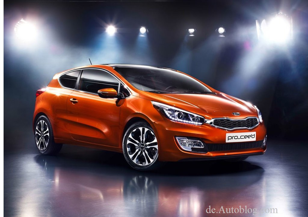 kia, kia pro ceed, pro ceed, pro cee'd, der neue Kia pro ceed, der neue kia pro cee'd, Kia pro cee'd 2013, Kia pro ceed 2014, Markteinfhrung, preis, fotos, Hndlerpremiere