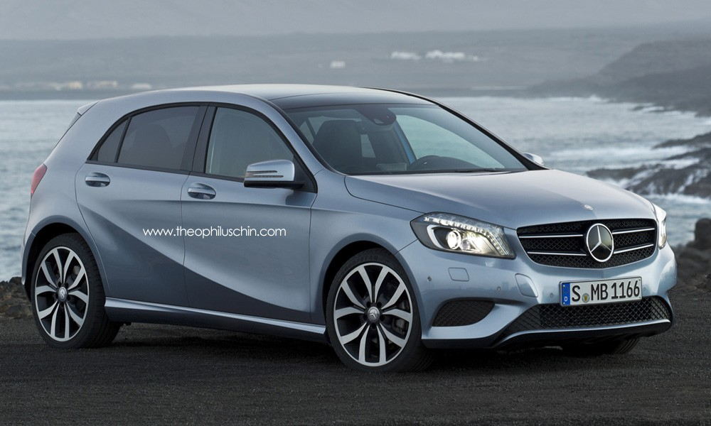  A-Class, A-Klasse, breaking, concept, Kleinwagen, Mercedes Mini, Mercedes von morgen, Mercedes-Benz, MercedesMini, MercedesVonMorgen, Mini, neue A-Klasse, NeueA-klasse, studie, 