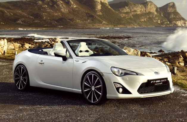 Toyota, FT 86 Open, Toyota GT 86, Subaru BRZ, Cabriolet, Cabrio, Roadster, Scion, Genf, Geneva  Auto Salon, Genfer Auto Salon, Toyota GT 86 Cabrio, Convertible, 