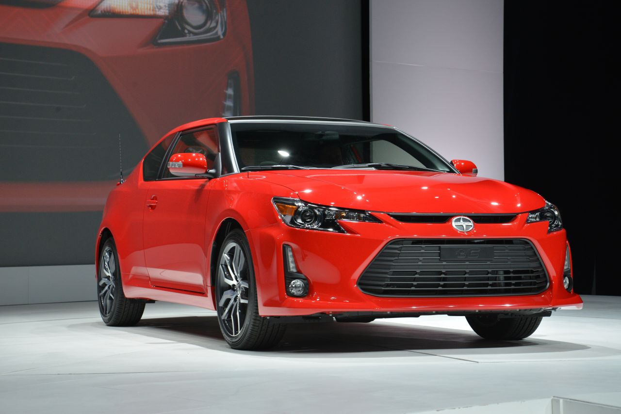 Scion tC, Toyota, ugly, hsslich, schn, Premiere, Scion, Avensis, Scion tC 2014, der neue Scion tC, premiere, debt, fotos