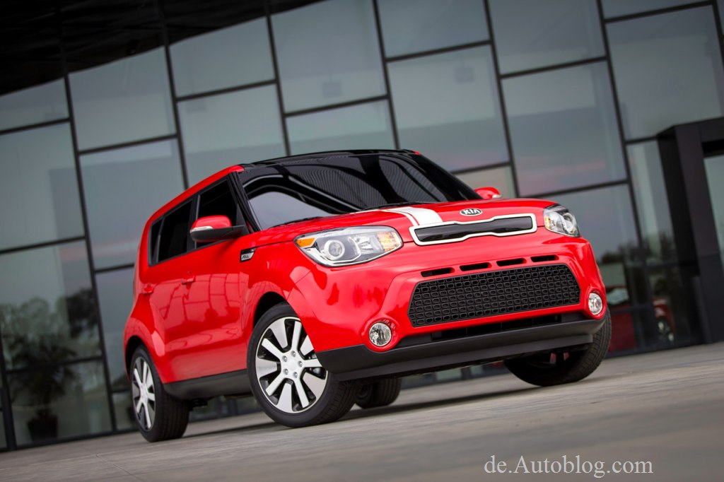 New York, NYIAS, 2013, Debt, Premiere, Kia Soul, Mopf, modellpflege, Facelift, der neue Kia Soul, Kia Soul 2014,  Kia