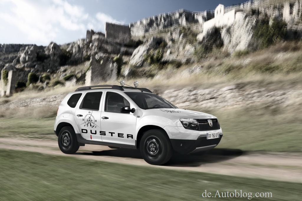 Dacia Duster, Dacia Duster Adventure, adventure, Sondermodell, Sonderedition, Edition, Facelift, Mopf, Modellpflege, Genf, Auto Salon