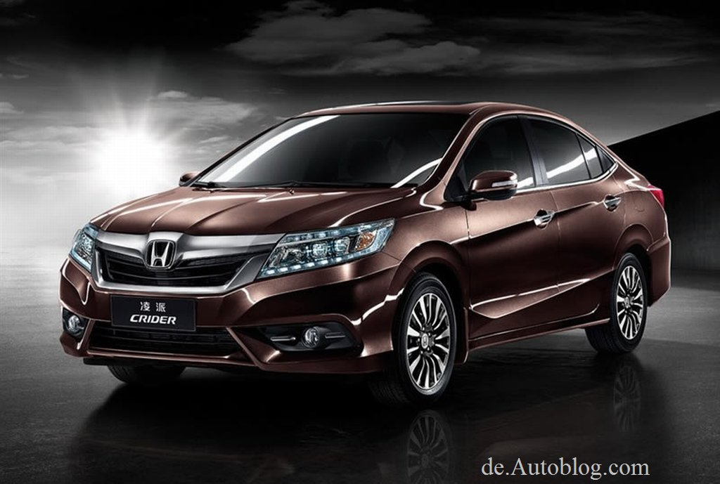 Shanghai Auto Show, China, Honda, Honda Crider, Neues Modell, Honda, debt, Premiere, weltpremiere, debut, Crider, 