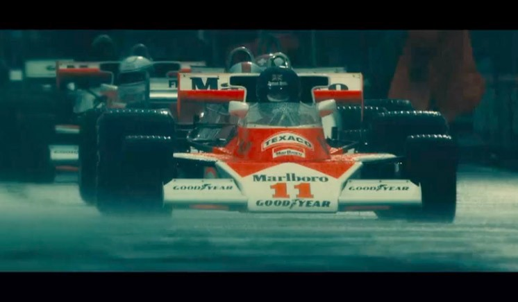 Rush, Formel 1, Niki Lauda, James Hunt, 1976, Grüne hölle, Unfall, verbrennungen, Kino, F1, Film, Video, Trailer,