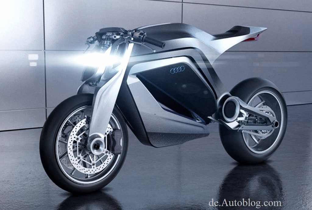 Audi, Ducati, 848, 850, L-Twin, DKW, Motorrad, Audi Motorrad, Audi Bike,  vier Ringe, audi von morgen