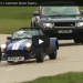 Track-Battle: Caterham Seven gegen Bowler EXR S