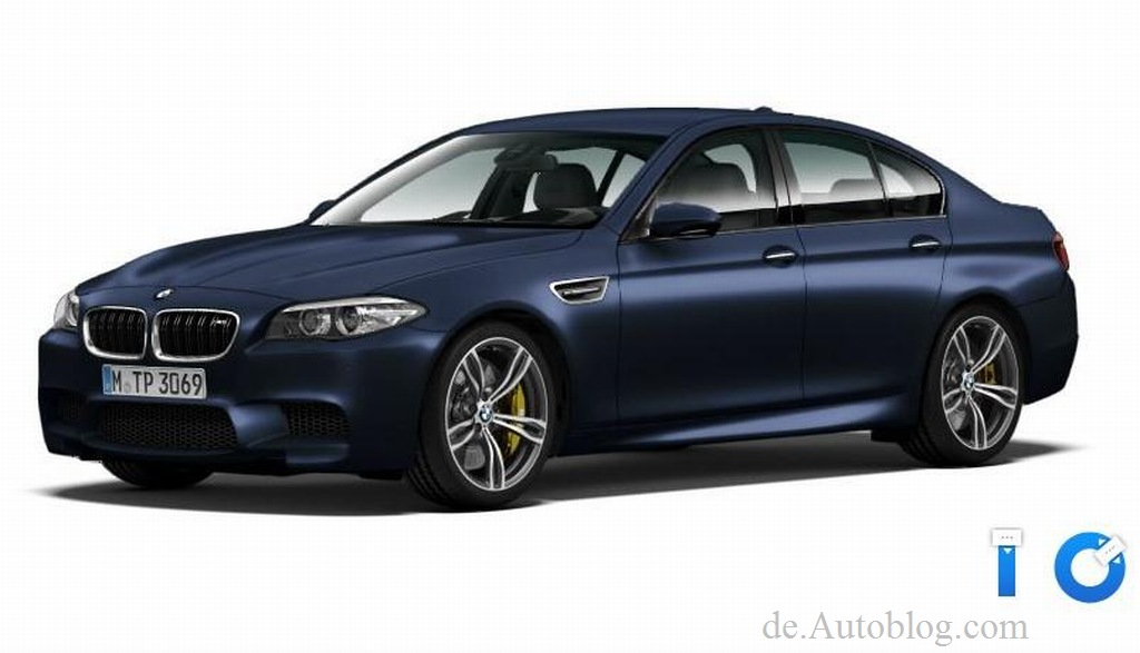 BMW, M5, F10, der neue BMW M5, Facelift, Mopf, Konfigurator, durchgesickert, bilder, fotos, pics, 