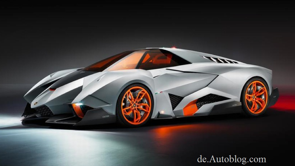 Lamborghini, Lamborghini Egoista,   Jubilum, 50 Jahre, selfish, Ego, Egoista, studie, de Silva